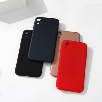 Painted TPU Hard Cell Phone Case for iPhoneXR