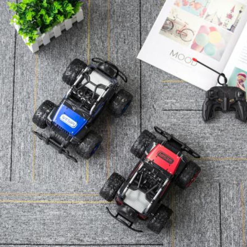 Remote-Control Off-Road Vehicle Toy
