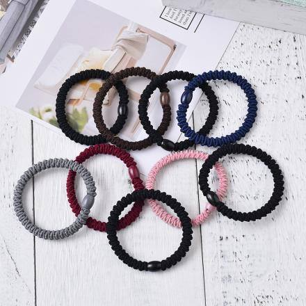 Simple Durable Hair Rope(3 Pcs)