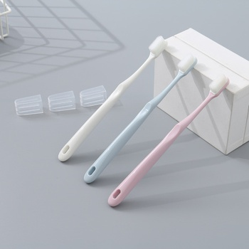 Solid Color Nano Toothbrush