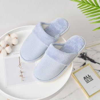 [XVSPF01606] Closed Toe Slipper for Men-Blue(43/44)