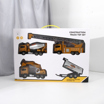 [XVTMT02005] Construction Truck Toy Set