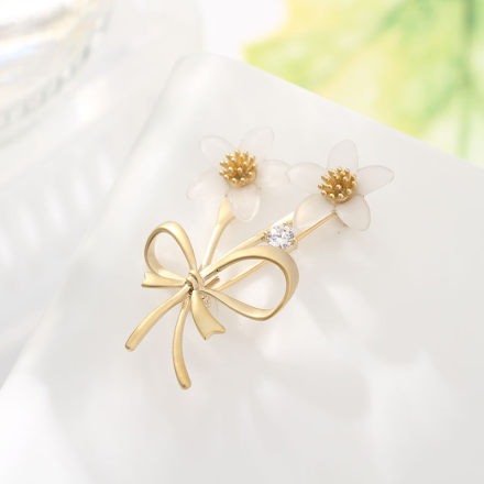 Creative Flower Brooch