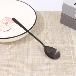 [XVHIKS01208] Elegance Stainless Steel Spoon