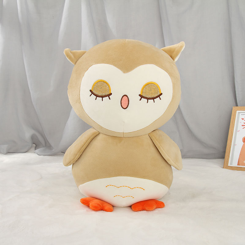 Exquisite Owl Plush Doll