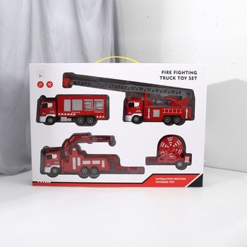 [XVTMT02008] Fire Fighting Truck Toy Set