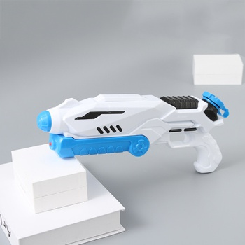 Large-Sized White Water Squirt Gun Toy 2067B2