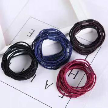 Stylish Hair Rope(5 Pcs)
