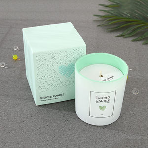 Tempting Heart Aroma Series Scented Candle (Green)