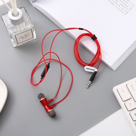 UP25 Wired Earphones (Red)