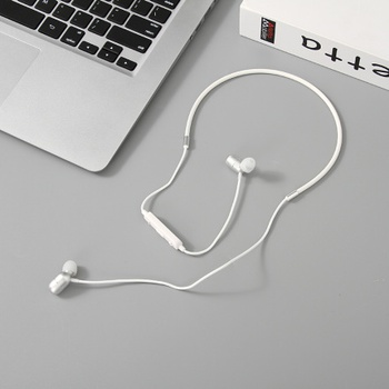 Wireless Sport Earphones-D3 (White)