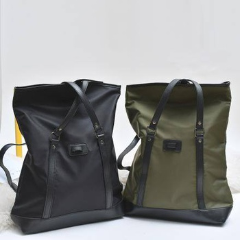 [XVBBP00055] 2-in-1 Stylish Spliced Backpack