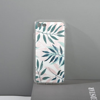 [XVDPMA00191] 3D Printed TPU Cell Phone Case for iPhone7/iPhone8 (Grass Green)