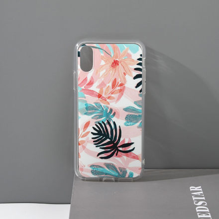 3D Printed TPU Cell Phone Case for iPhoneX/iPhoneXs (Pink)