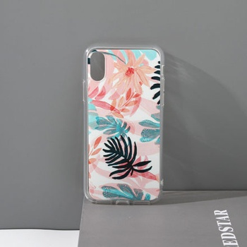 [XVDPMA00194] 3D Printed TPU Cell Phone Case for iPhoneX/iPhoneXs (Pink)