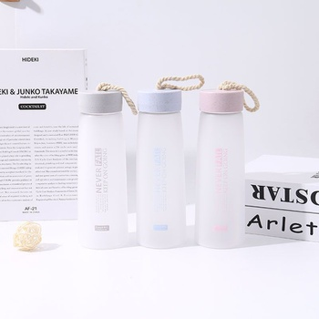 [XVHIC01258] BOSSON Sport Style Water Bottle with Carrying Strap
