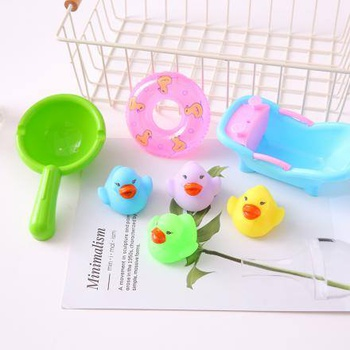 [XVTSP01991] Bath Toy Set