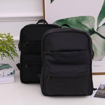 [XVBBP00029] Business Casual Style Multi-Compartments Backpack