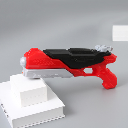 Medium-Sized Red Water Squirt Gun Toy  Ao-2065A2x
