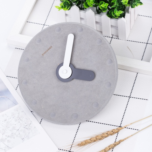 Nordic Style 8-Inch MDF Wall Clock