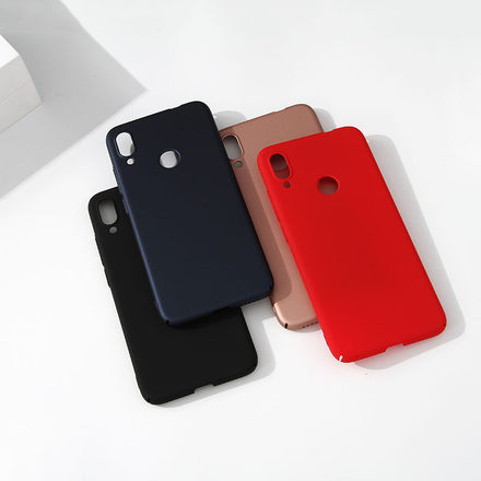 Painted TPU Hard Cell Phone Case for Redmi Note7/Note7Pro