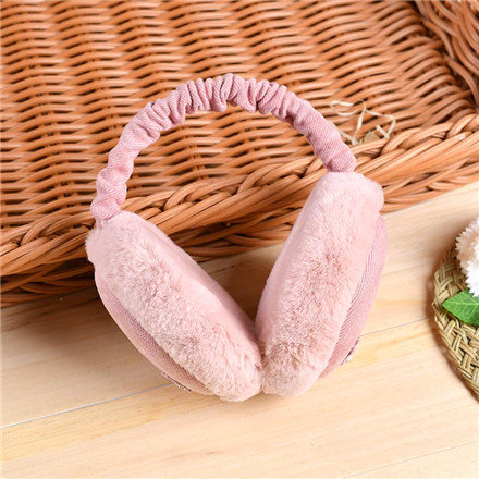 Princess Crown Earmuffs-Pink