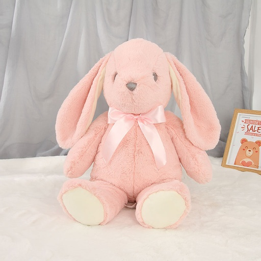 Rabbit Plush Toy (Pink)