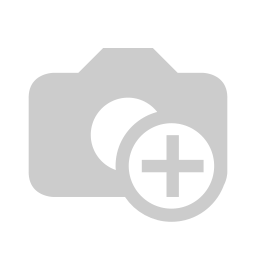 Sitting Shiba Inu Dog Plush Doll (Gray)