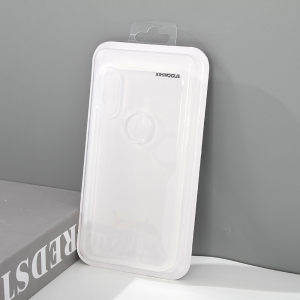 [XVDPMA00200] Clear TPU Soft Cell Phone Case for iPhoneXR