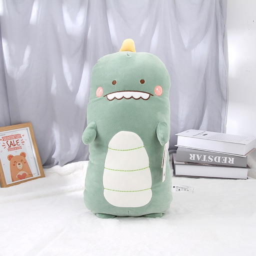 [XVTSPD02078] Crocodile Throw Pillow Plush Doll