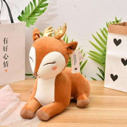 Lovely Deer Plush Doll
