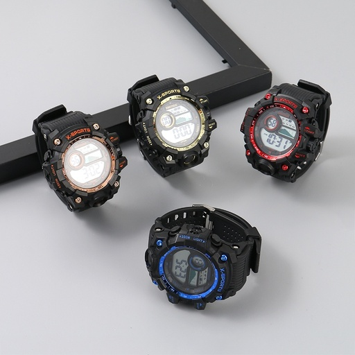 Trendy Premium Luminous Electronic Watch for Diving