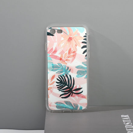 [XVDPMA00192] 3D Printed TPU Cell Phone Case for iPhone7/iPhone8 (Pink)