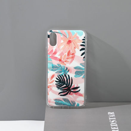 [XVDPMA00197] 3D Printed TPU Cell Phone Case for iPhoneXR (Pink)