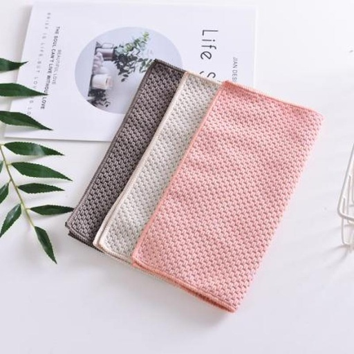 [XVHIKS01195] Absorbent Cleaning Cloth (3 Pcs)