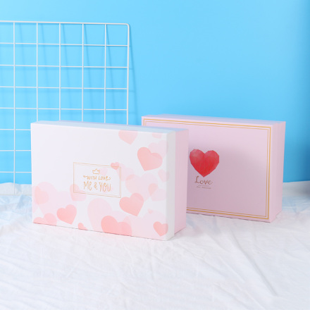 [XVOSGD01389] Adoration Series Square Gift Box with Light Set