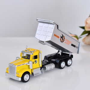 [XVTMT02696] American Transport Truck Toy