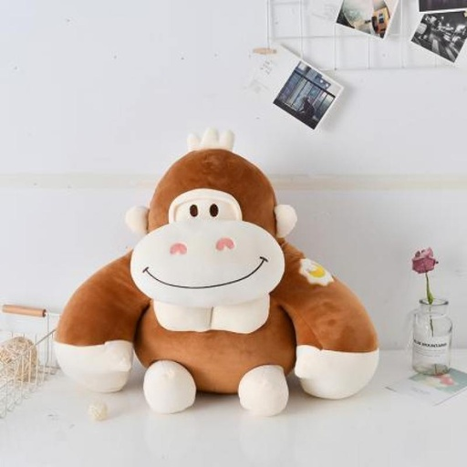 [XVTMPD02041] Ape Plush Doll(Brown)